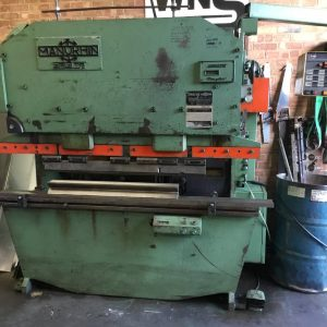 SOLD – MANURHIN Press Brake (MPB01)