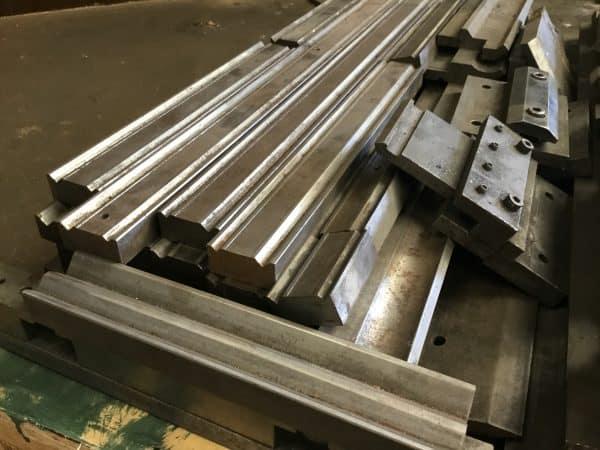 MANURHIN Press Brake Tooling