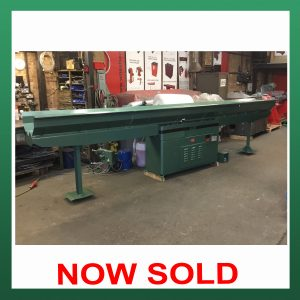 SOLD – RAS 20swg (1.0mm) Ductseamer 22.81 / Duct Seaming Machine (Ref:034)