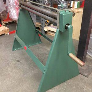 SOLD – WALTONS Initial Pinch Hand Bending Rolls 1020mm x 50mm x 1.2mm (WBR1020)