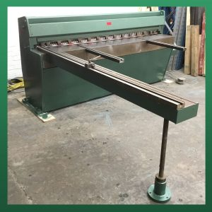 SOLD – EDWARDS DD Truecut Power Guillotine 2000mm x 2.5mm (EPG2000)