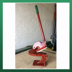 Throatless Shear / Curved Blade Cropper (WTS100)