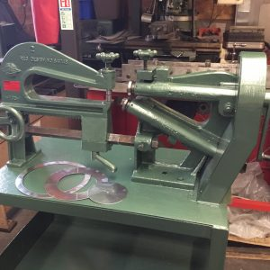 F J EDWARDS No. 2 Manual Circle Cutter
