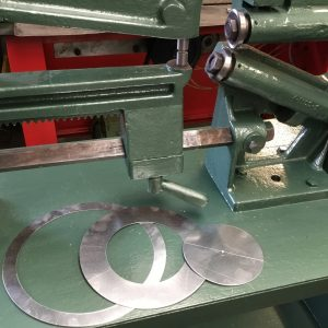 SOLD – EDWARDS No.2 Hand Circle Cutter