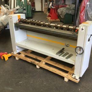RAS VENTIrounder 40.91 Ducting Bending Rolls