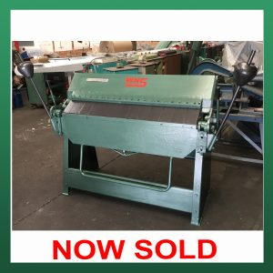 EDWARDS Box and Pan Folder 1270mm