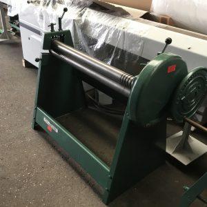 EDWARDS Manual Geared Bending Rolls 1015mm x 75mm x 2.0mm