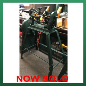 SOLD – EDWARDS Hand Circle Cutter