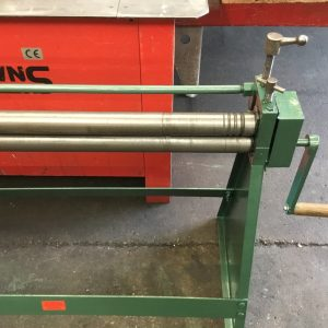 SOLD – NATIONAL Bending Rolls 1015mm x 50mm x 1.2mm