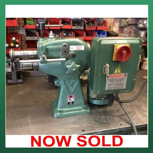 used-cmz-5r-power-swager-main-now-sold