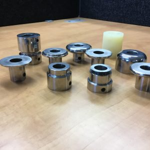 WNS Bead Roller Roll Set for 22mm Diameter Shafts (BR/ROLLSET22)
