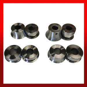 Bead Roller Round Over Roll Set