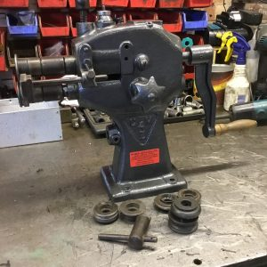 CMZ 4 Hand Swager 170mm