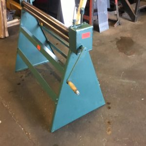 NATIONAL Manual Bending Rolls 1010mm