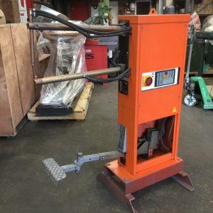 TECNA Pedestal Mechanical Spot Welder