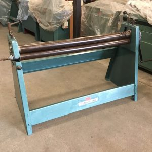 EDWARDS Manual Bending Rolls 1270mm