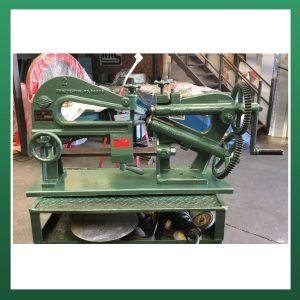 F J EDWARDS No. 2 Manual Circle Cutter