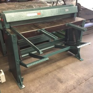 EDWARDS Treadle Guillotine 1270mm